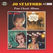 Jo Stafford: Four Classic Albums (Starring Jo Stafford / Autumn In New York / Swingin' Down Broadway / Jo + Jazz) (2CD)