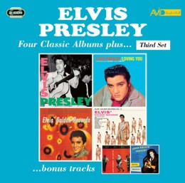 Elvis Presley: Four Classic Albums Plus (Rock N Roll / Loving You / Elvis' Golden Records / Elvis' Golden Records Vol 2) (2CD)