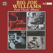 Big Joe Williams: Four Classic Albums (Piney Wood Blues / Tough Times / Blues On Highway 49 / Mississippi's Big Joe Williams And His Nine String Guitar) (2CD)