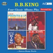 B.B. King: Four Classic Albums Plus (B.B.King Sings Spirituals / King Of The Blues / More B.B. King / Easy Listening Blues) (2CD)