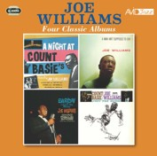 Joe Williams: Four Classic Albums (A Night At Count Basie's / A Man Ain't Supposed To Cry / Everyday I Have The Blues / Just The Blues) (2CD)
