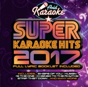 Super Karaoke Hits 2017 (CD)