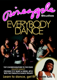 Pineapple Studios: Everybody Dance (DVD)